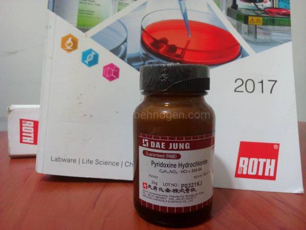 پیریدوکسین هیدروکلراید